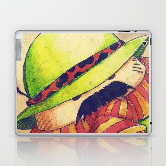 Mexalpinouboy Laptop & iPad Skin