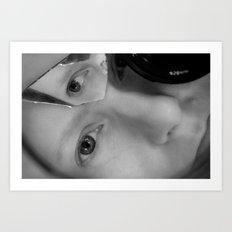 Third Eye Deviant Art Print