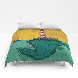 Subterfuge Comforters