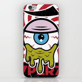 Eye of 7 iPhone Skin