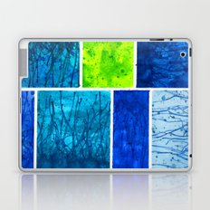 Blue Block Laptop & iPad Skin