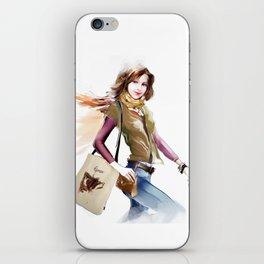 sonya iPhone Skin