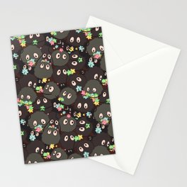 Soot Sprite Stationery Cards