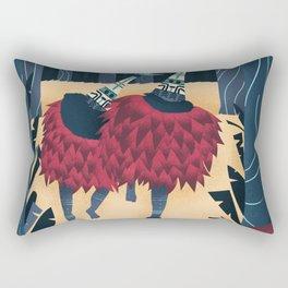 Ritual Rectangular Pillow