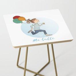 Ma Bulle Bleu Side Table