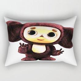 Cheburashka ( Чебурашка ) Rectangular Pillow