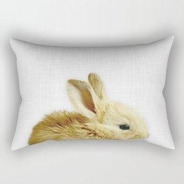 Sweet Bunny Rectangular Pillow