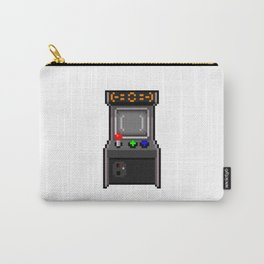 The arcade cabinet Carry-All Pouch