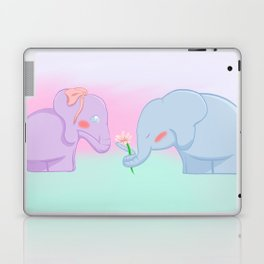 Elephant Love Laptop & iPad Skin