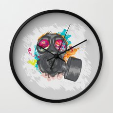 Not Over Yet Wall Clock