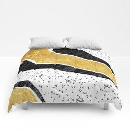 Torn Abstract Art 05 Comforters