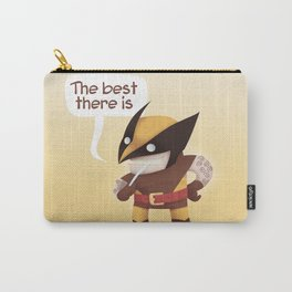 Little Wolverine Carry-All Pouch