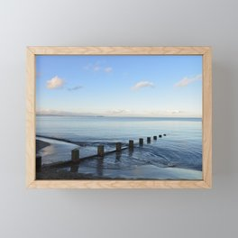 Ebb Tide 2 Framed Mini Art Print