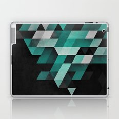 dryma mynt Laptop & iPad Skin