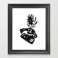 Intersessions Framed Art Print