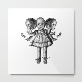 Daughters Metal Print