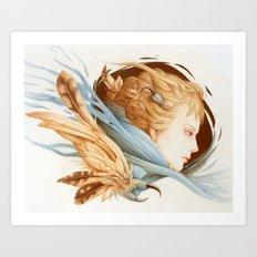 Harbinger Art Print