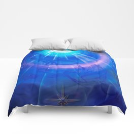 Zodiac sign Pisces Comforters