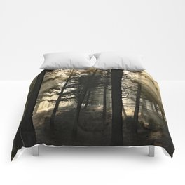 Woodland Sunrise Comforters
