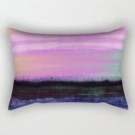 Late Summer Heat Rectangular Pillow