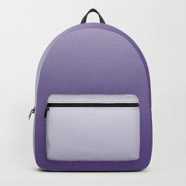 Ombre Ultra Violet Gradient Motif Backpack
