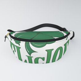 Ireland Dublin Gift Irish Catholic St.Patrick Fanny Pack