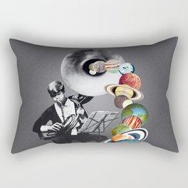 DMT Elf Rectangular Pillow