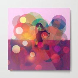 Colors of Change Metal Print