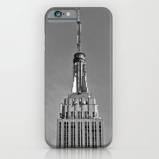 Tip Of The Empire State Building iPhone 6s Slim Case
