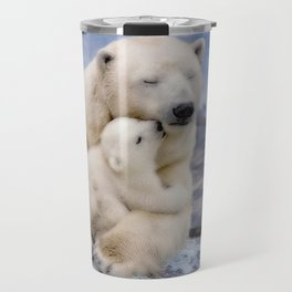 Polar Bear Love Travel Mug