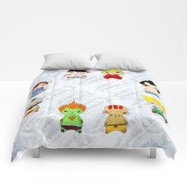 A Boy - Street fighter Comforters