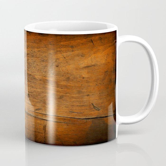 Wood Texture 340 Coffee Mug