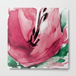 Soul Flower 2020-2l by Kathy Morton Stanion Metal Print