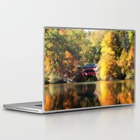 serenity Laptop & iPad Skins featuring Serenity by Captive Images Photography