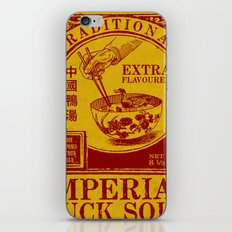 Imperial Duck Soup iPhone & iPod Skin