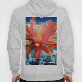 The Water Lily Cactus Hoody