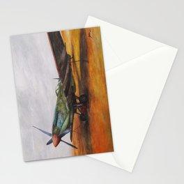 Vintage Plane II Stationery Cards