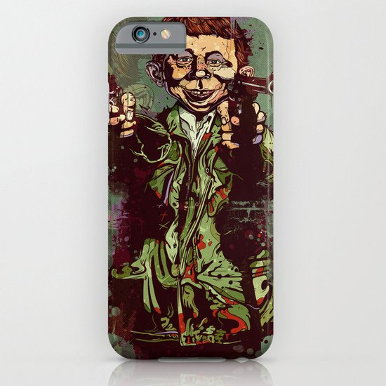 What Me Worry ? iPhone & iPod Case