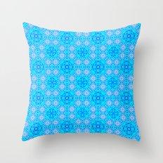 Flowers Rondo Throw Pillow