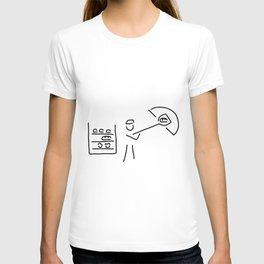 baker's craft T-shirt