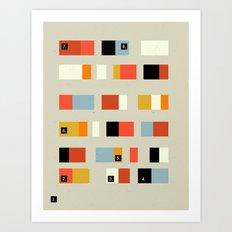 Coloradore 012 Art Print