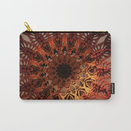 Sun Dial Carry-All Pouch