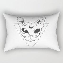 Oracle Sphynx* Rectangular Pillow