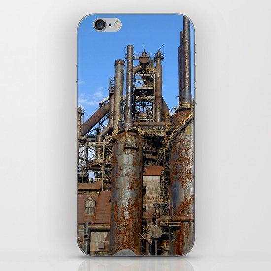 Bethlehem Steel Blast Furnace 3 iPhone & iPod Skin