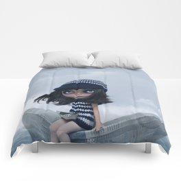 Erregiro Blythe Custom Doll The Hope Sailor Comforters