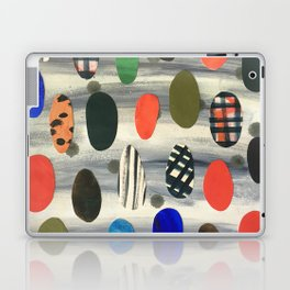 Egg Drops Laptop & iPad Skin