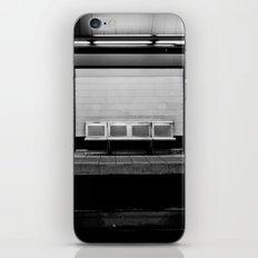 BlackGround iPhone & iPod Skin