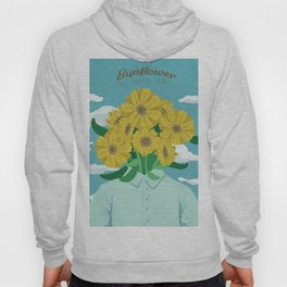 Sunflower Painting Hoody