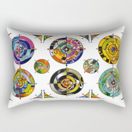 Targeted 01 Rectangular Pillow