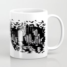Between The Wild Coffee Mug